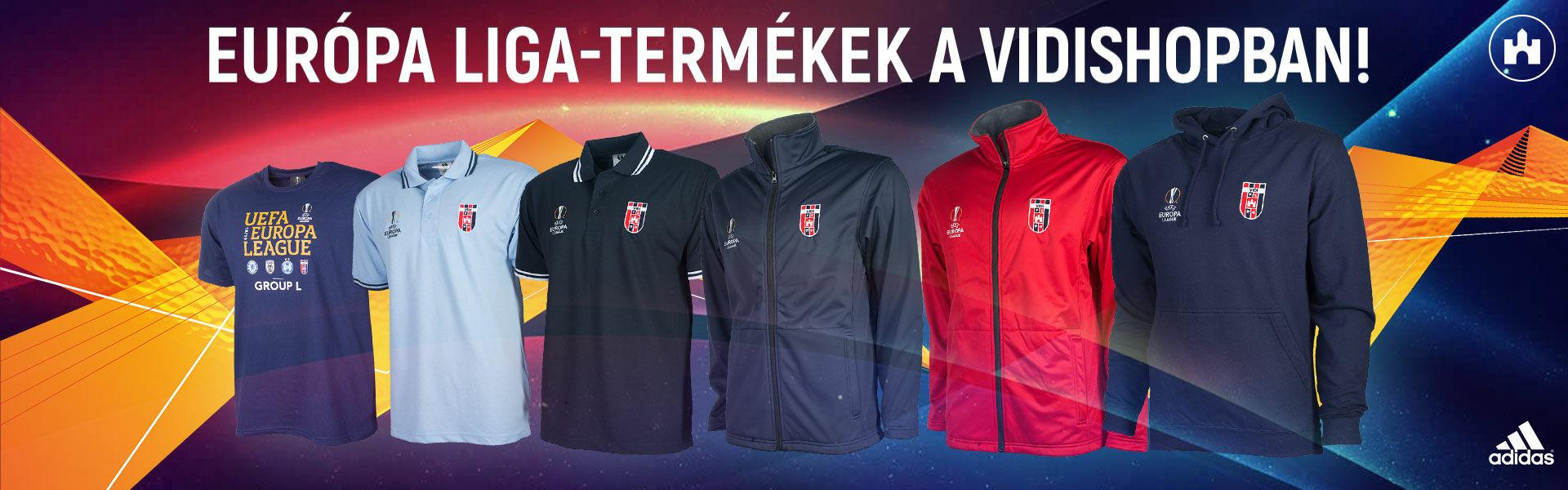 Europa League termékek