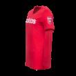 """adidas póló, piros, felnőtt """"MOL Fehérvár FC"""