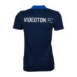 """adidas galléros póló, kék, felnőtt, """"Videoton"""" címerrel"""