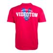 "Galléros póló, piros, férfi, ""Videoton Football Club"""