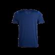 """adidas kereknyakú póló, kék, felnőtt """"MOL Fehérvár FC"""" címerrel"""