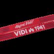 "nyakpánt, piros ""Vidi 1941"""