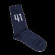 "zokni, kék ""1941"""