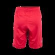 """adidas short, piros, felnőtt """"fehér vár"""" logóval"""