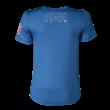 """adidas kereknyakú póló, kék, női """"1941"""" felirattal"""