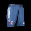 adidas edzőshort 2021/2022, kék, felnőtt