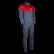 """adidas melegítő szett, piros-szürke, férfi """"Videoton FC"""""""