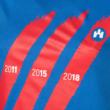 Bajnokcsapat póló 2017/2018, női, világoskék