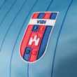 adidas csapatmez, idegenbeli, kék, felnőtt, europa league 2018/2019