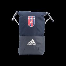 """adidas z.n.e. hátizsák, kék """"mol vidi fc"""" címerrel"""
