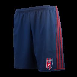 Adidas csapat short 2017/2018, hazai, kék, felnőtt