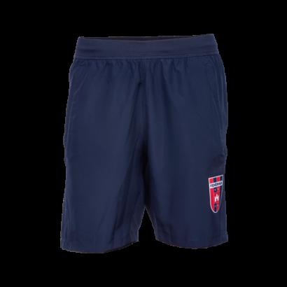"""adidas short, sötétkék, felnőtt """"MOL Fehérvár FC"""" címerrel"""