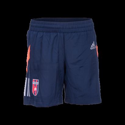 """adidas short, sötétkék, gyermek """"MOL Fehérvár FC"""" címerrel"""