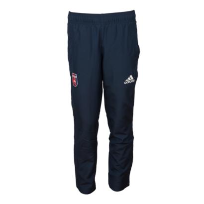"""Adidas gálamelegítő alsó, kék, gyermek, """"Videoton"""" címerrel"""
