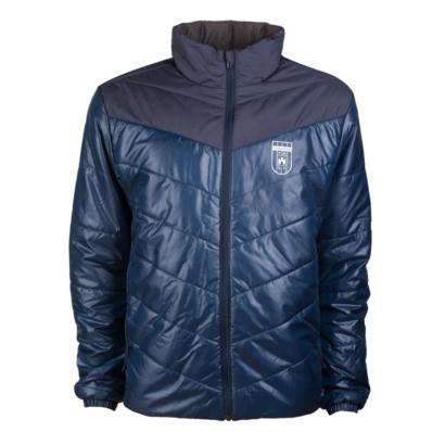 """Adidas télikabát, kék, felnőtt """"Videoton"""" címerrel"""