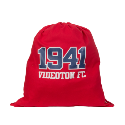 """Tornazsák, piros """"1941 Videoton FC"""""""