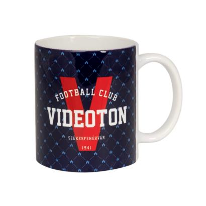 """Bögre, kék, """"Videoton Football Club"""""""
