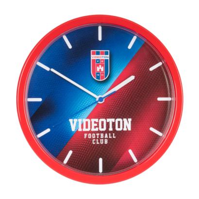 """Falióra, mezes, piros kerettel """"Videoton FC"""""""