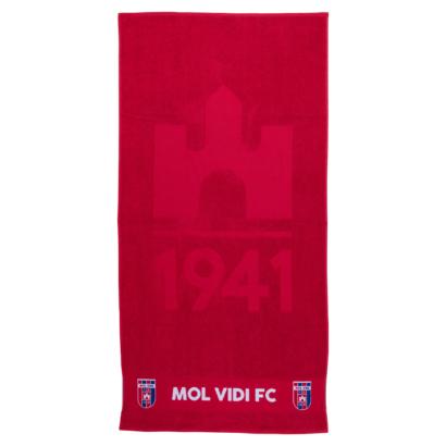 """Törölköző, piros, """"1941"""""""