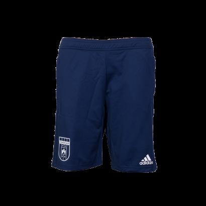 adidas edzőshort 2019/2020, kék, felnőtt