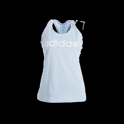 """adidas tank top, kék, női """"MOL Fehérvár FC"""" címerrel"""