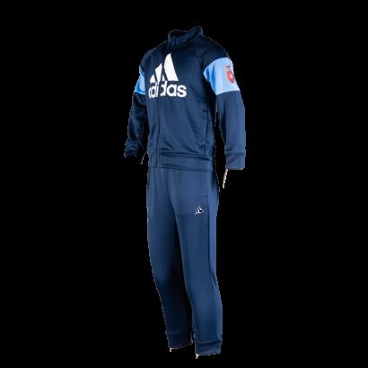 """adidas melegítőszett, navy kék, gyermek """"MOL Fehérvár FC"""" címerrel"""