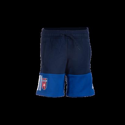 """adidas short, kék, gyermek """"MOL Fehérvár FC"""" címerrel"""
