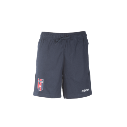 """adidas short, kék, felnőtt """"MOL Fehérvár FC"""" címerrel"""