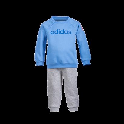 """adidas melegítőszett, kék, baby """"MOL Fehérvár FC"""" címerrel"""