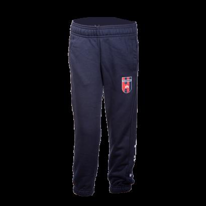"""adidas melegítőnadrág, kék, gyermek """"MOL Fehérvár FC"""" címerrel"""