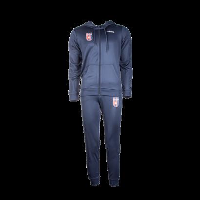 """adidas melegítőszett, kék, felnőtt """"MOL Fehérvár FC"""" címerrel"""
