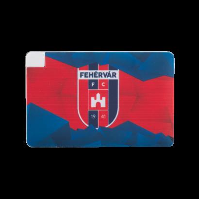 """Powerbank """"MOL Fehérvár FC"""" címerrel"""