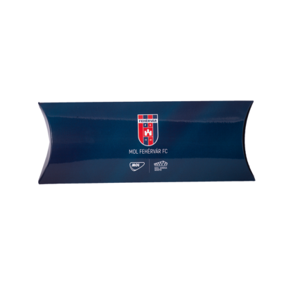 """Díszdoboz, kicsi """"MOL Fehérvár FC"""" címerrel"""