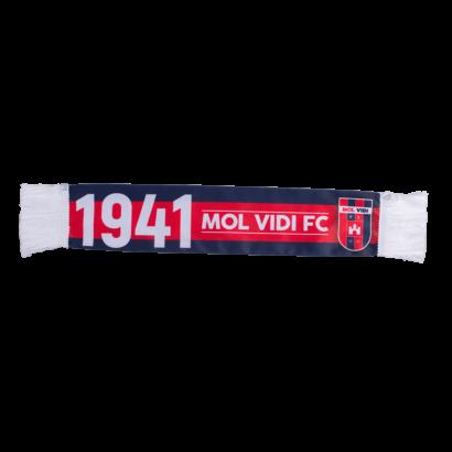 """autós sál, kétoldalas """"MOL Vidi FC 1941"""""""