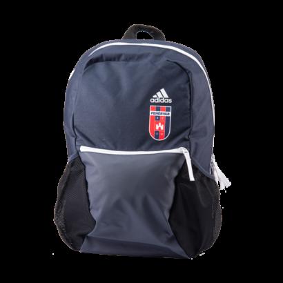 """adidas hátizsák, kék, Parkhood """"MOL Fehérvár FC"""" címerrel"""