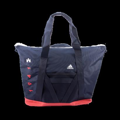 """adidas női táska, piros-kék """"1941"""" felirattal"""