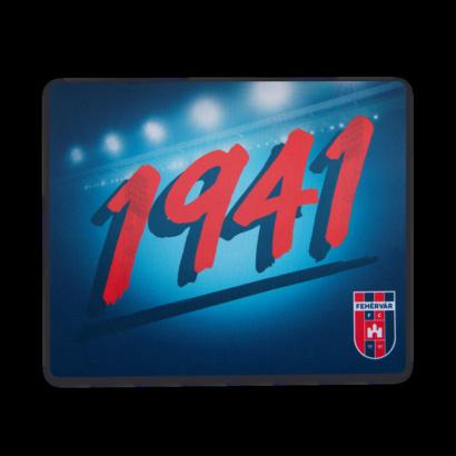 """Egérpad, kék """"MOL Fehérvár FC"""" címerrel"""
