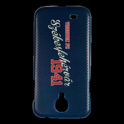 "Samsung Galaxy S4 hátlap, kék ""Videoton FC 1941"""