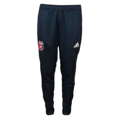 """adidas edzőnadrág, kék, """"Videoton"""" címerrel"""