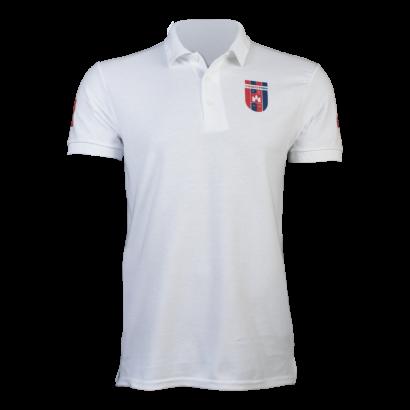 """Galléros póló, fehér, férfi """"Videoton FC Székesfehérvár"""""""