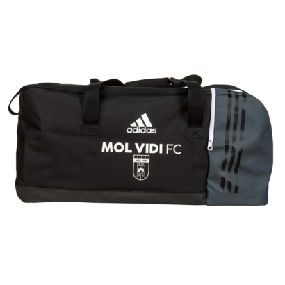 """adidas gála edzőtáska 2018/2019, fekete, """"MOL Vidi FC"""""""