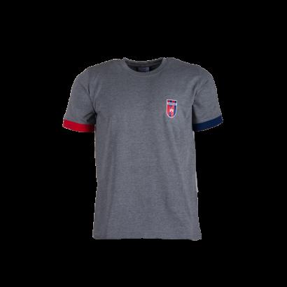 """Kereknyakú póló, szürke, felnőtt """"1941"""""""