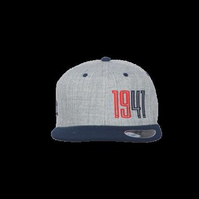 """Baseball sapka, szürke, felnőtt """"1941"""""""