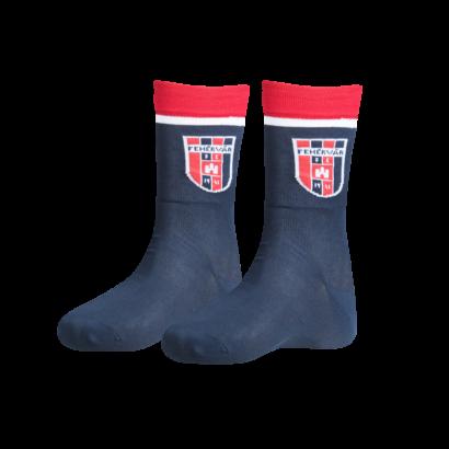 """zokni, kék """"Mol Fehérvár FC"""""""