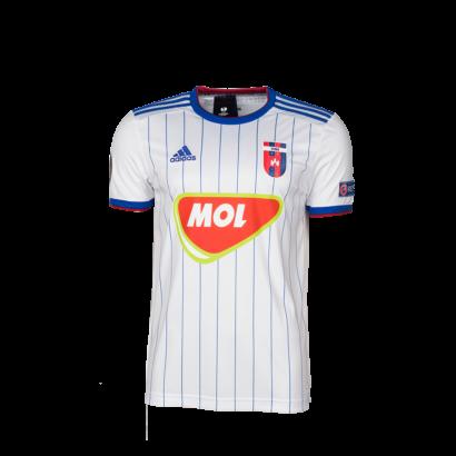 adidas csapatmez, idegenbeli, fehér, felnőtt, Europa League 2018/2019