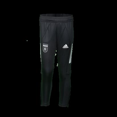 adidas edzőnadrág 2020/2021, fekete, gyermek