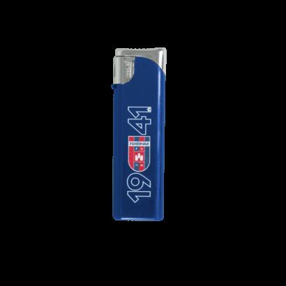 """Öngyújtó, kék """"Mol Fehérvár FC"""" címerrel"""