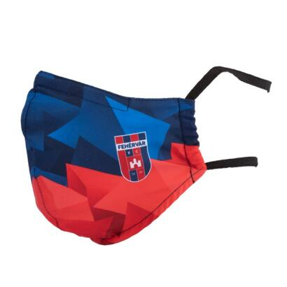 Szájmaszk MOL Fehérvár FC címerrel