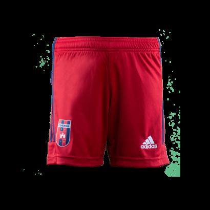adidas csadidas csapatshort 2021/2022, 3.számú, gyermek